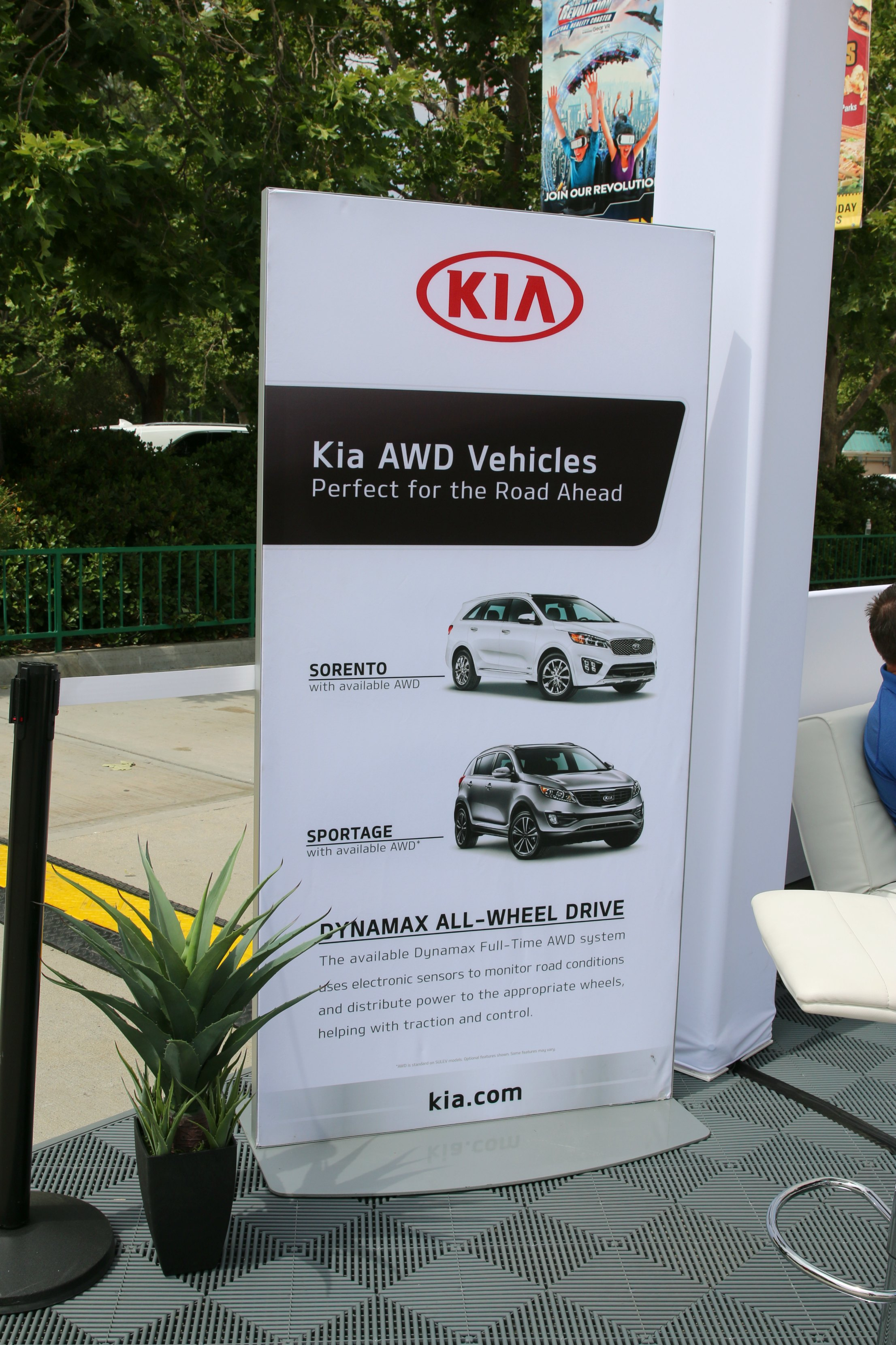 six flags kia