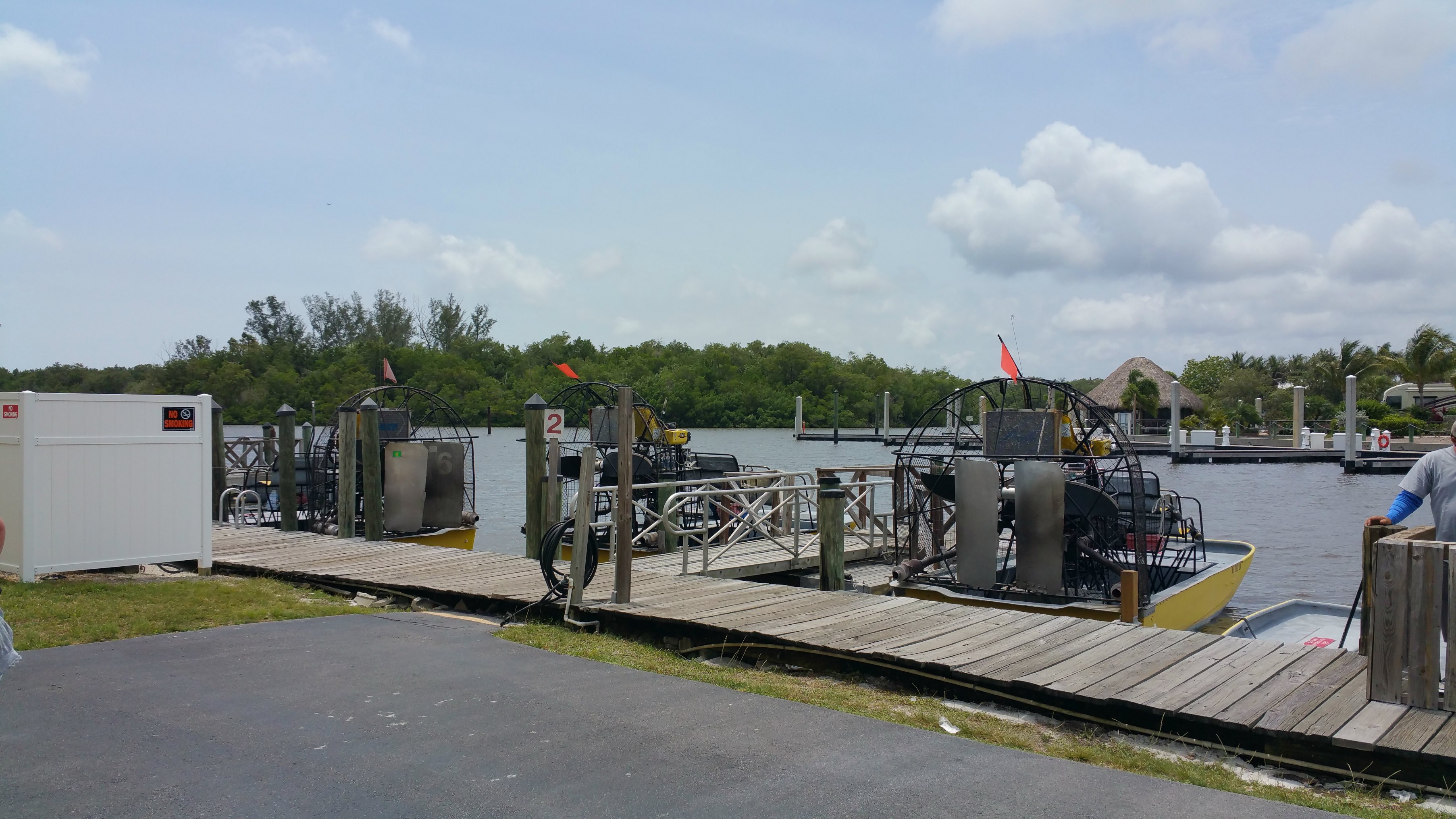 speedy's airboat review