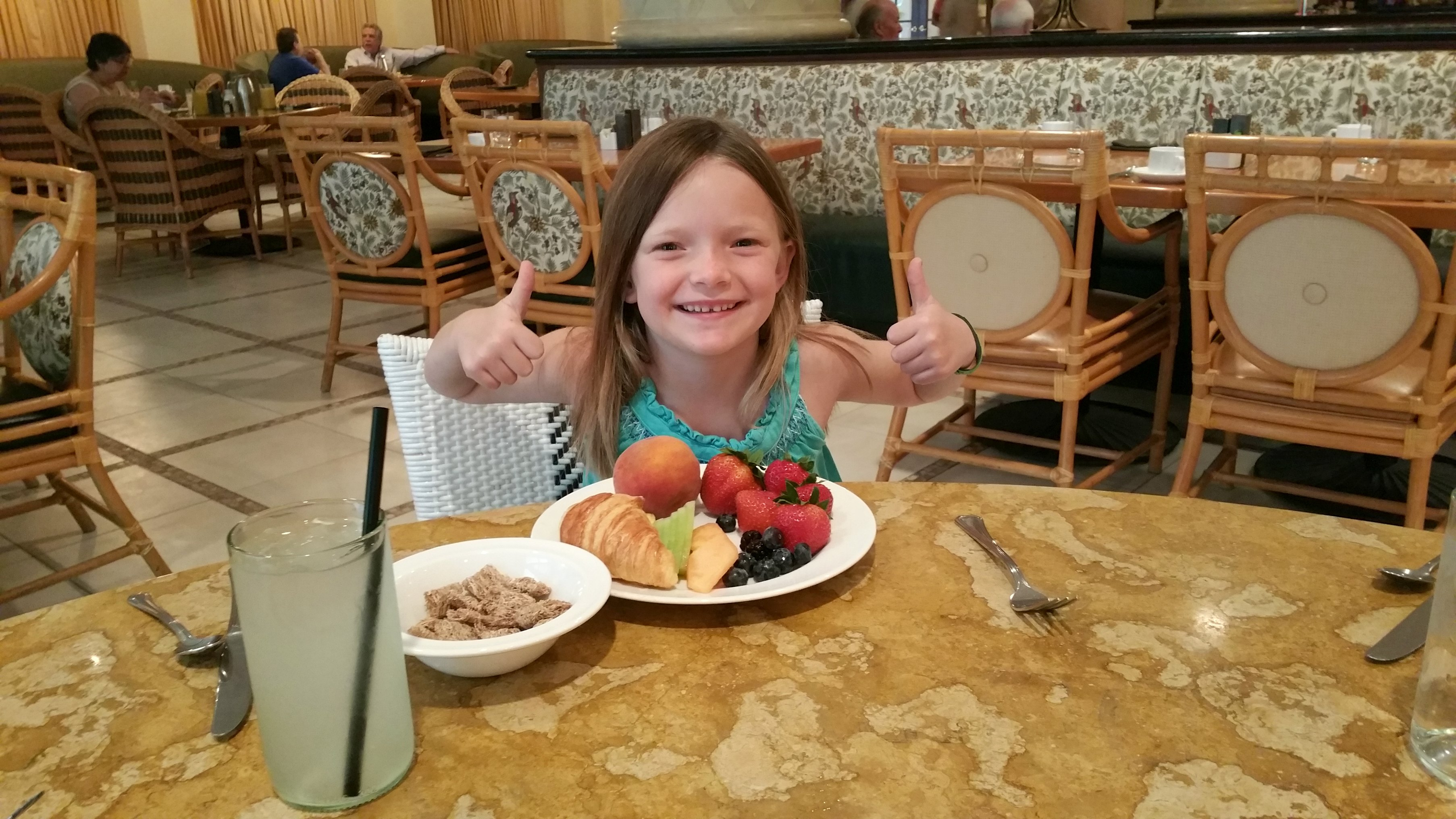 trevis breakfast buffet review omni orlando