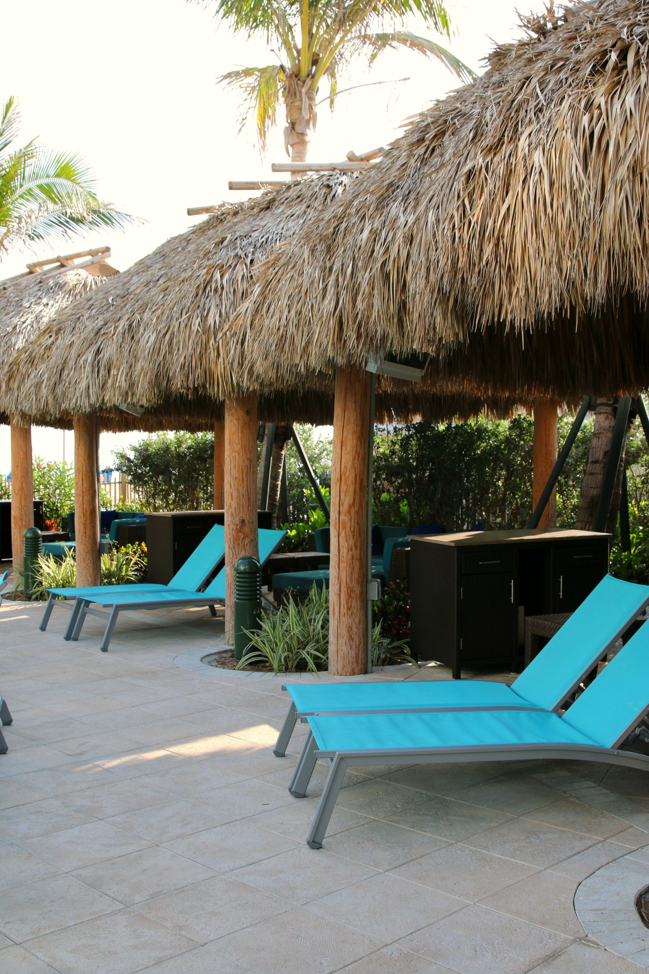 Margaritaville Hollywood Beach Resort Cabana