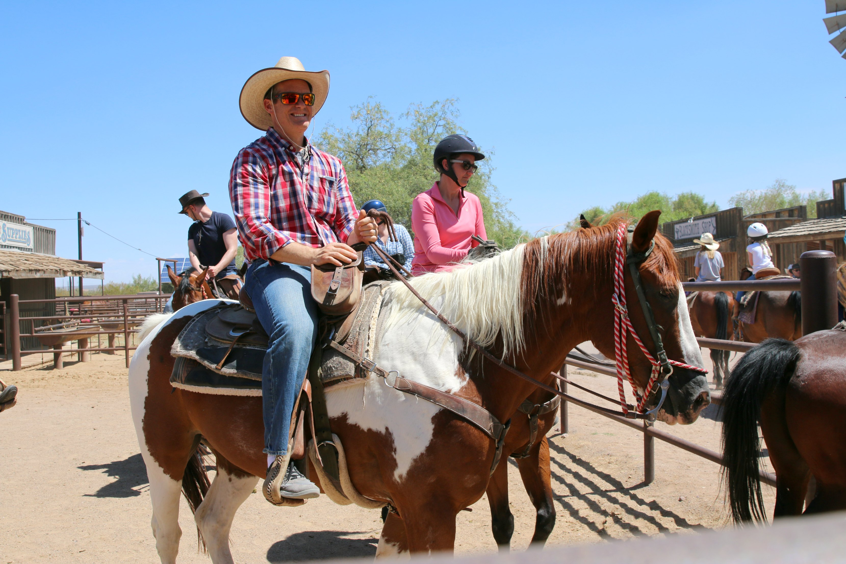 fast ride dude ranch arizona
