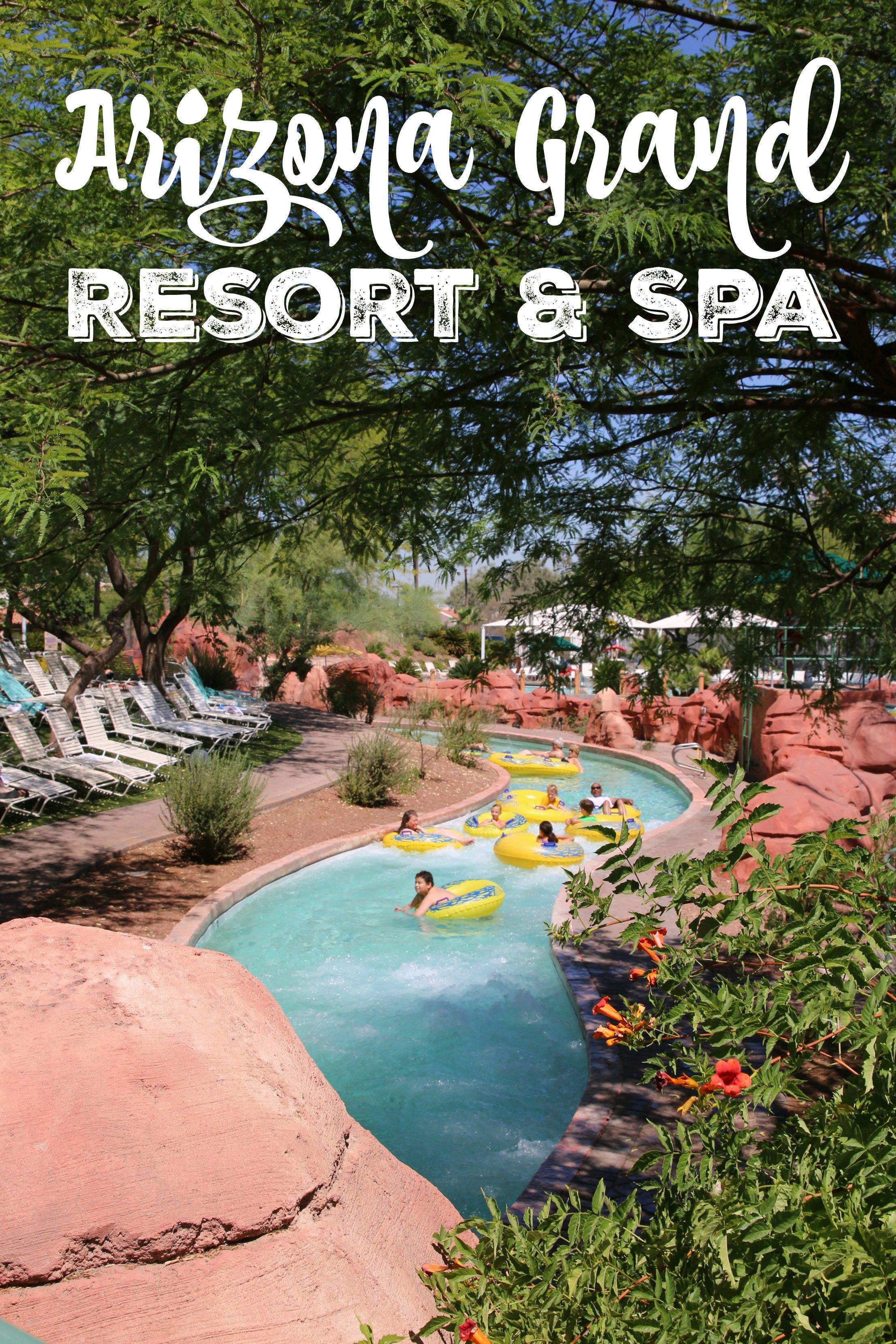 Arizona Grand Resort & Spa Review
