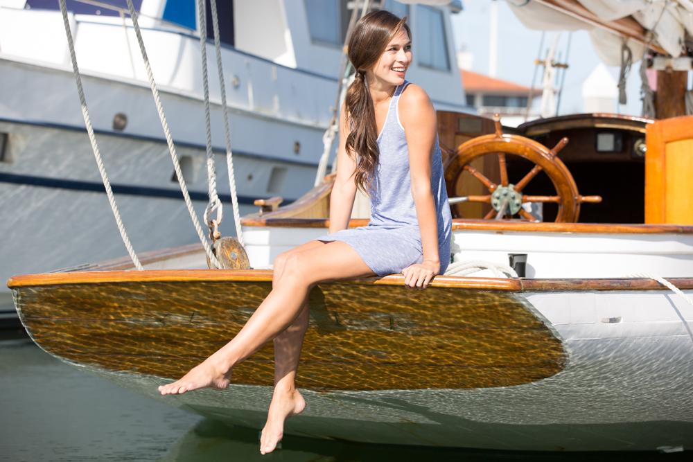 Martinique Racer Back Dress