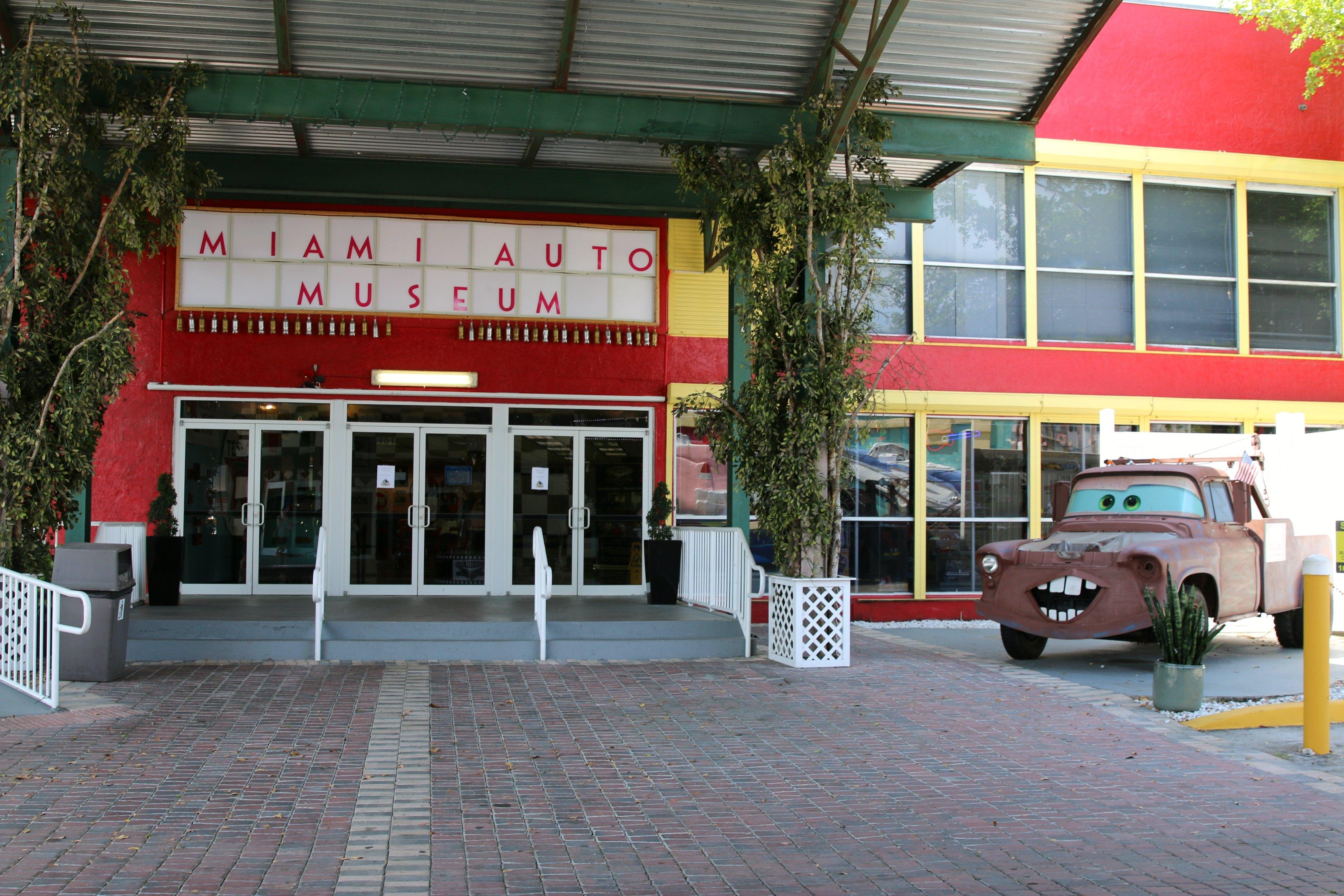 Miami Auto Museum Review