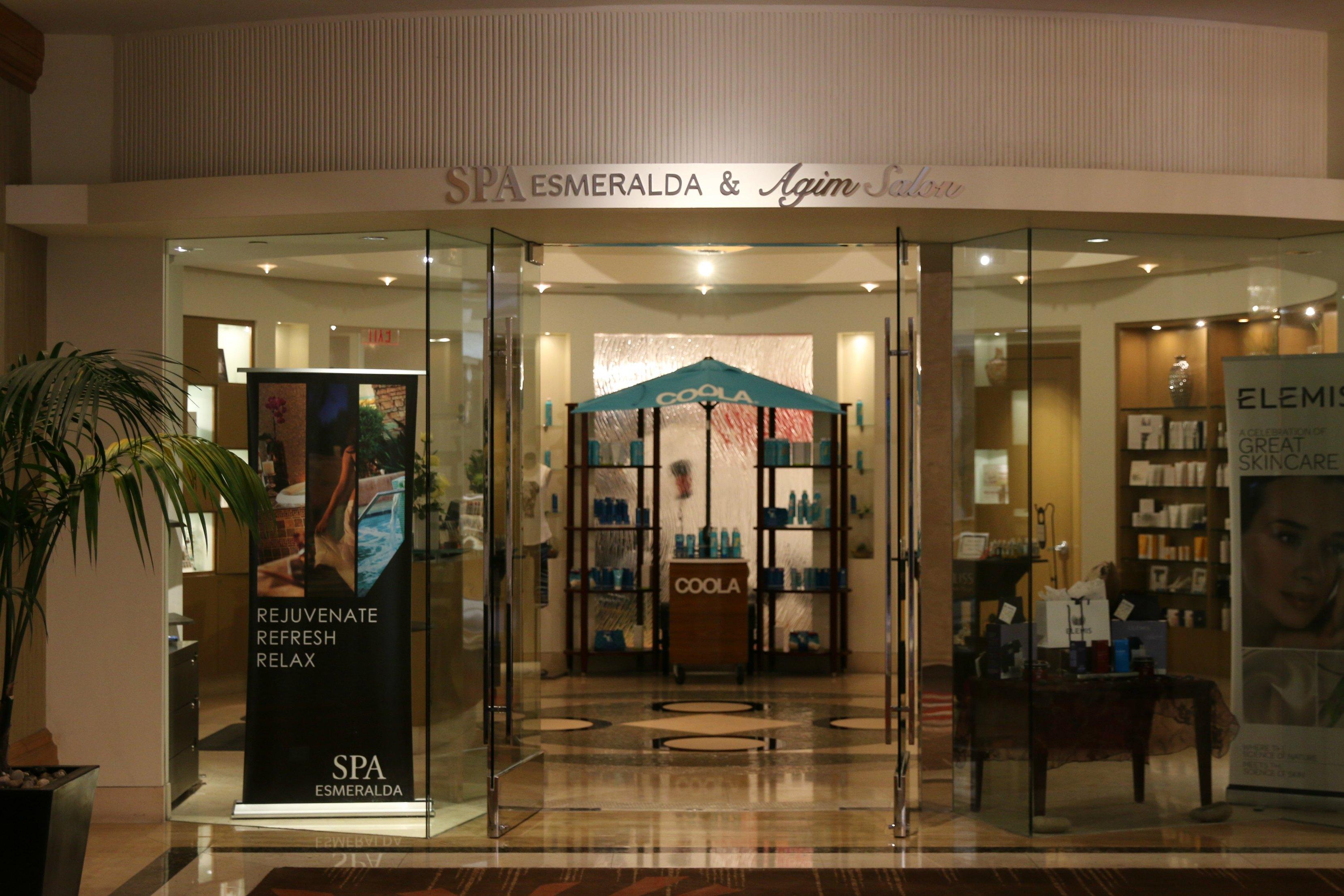 spa esmeralda