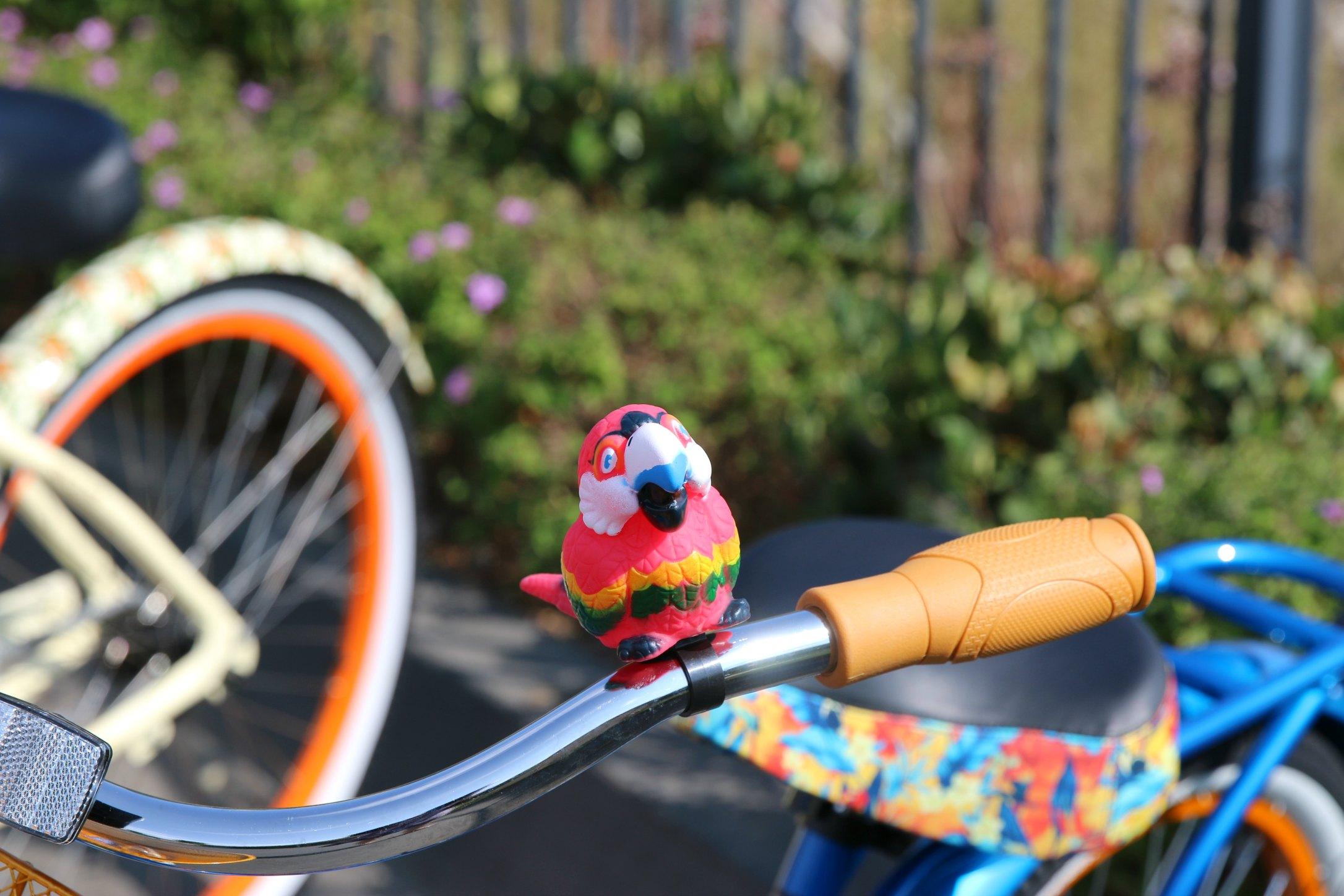 parrothead bike