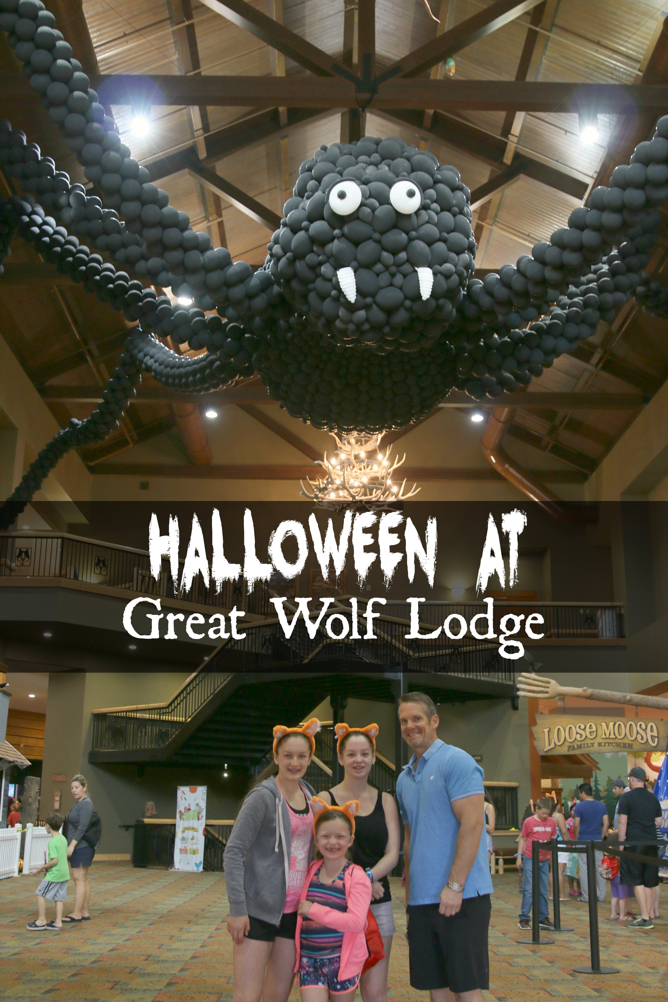 Halloween At Great Wolf Lodge | It's a Lovely Life!