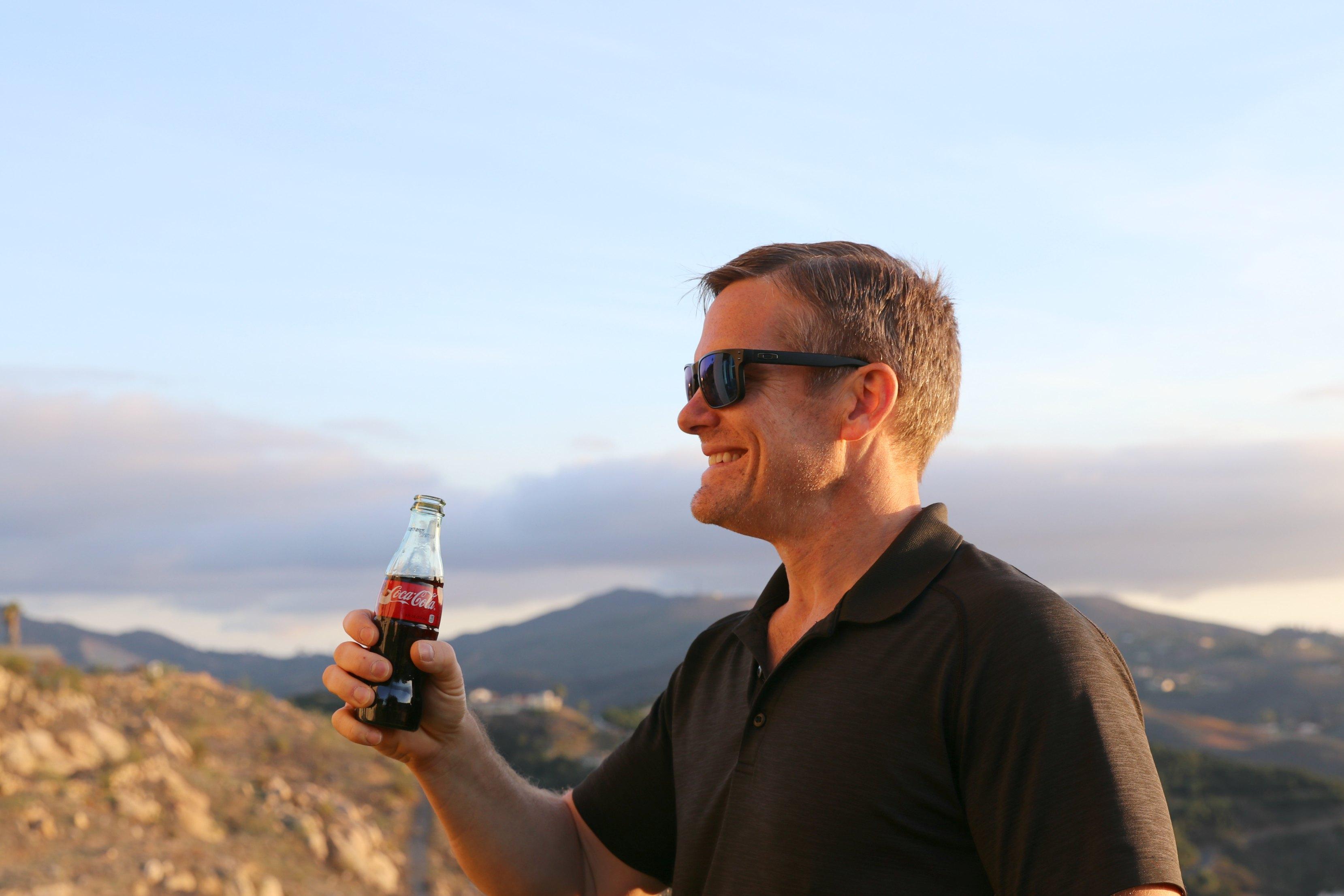 drinking-coke