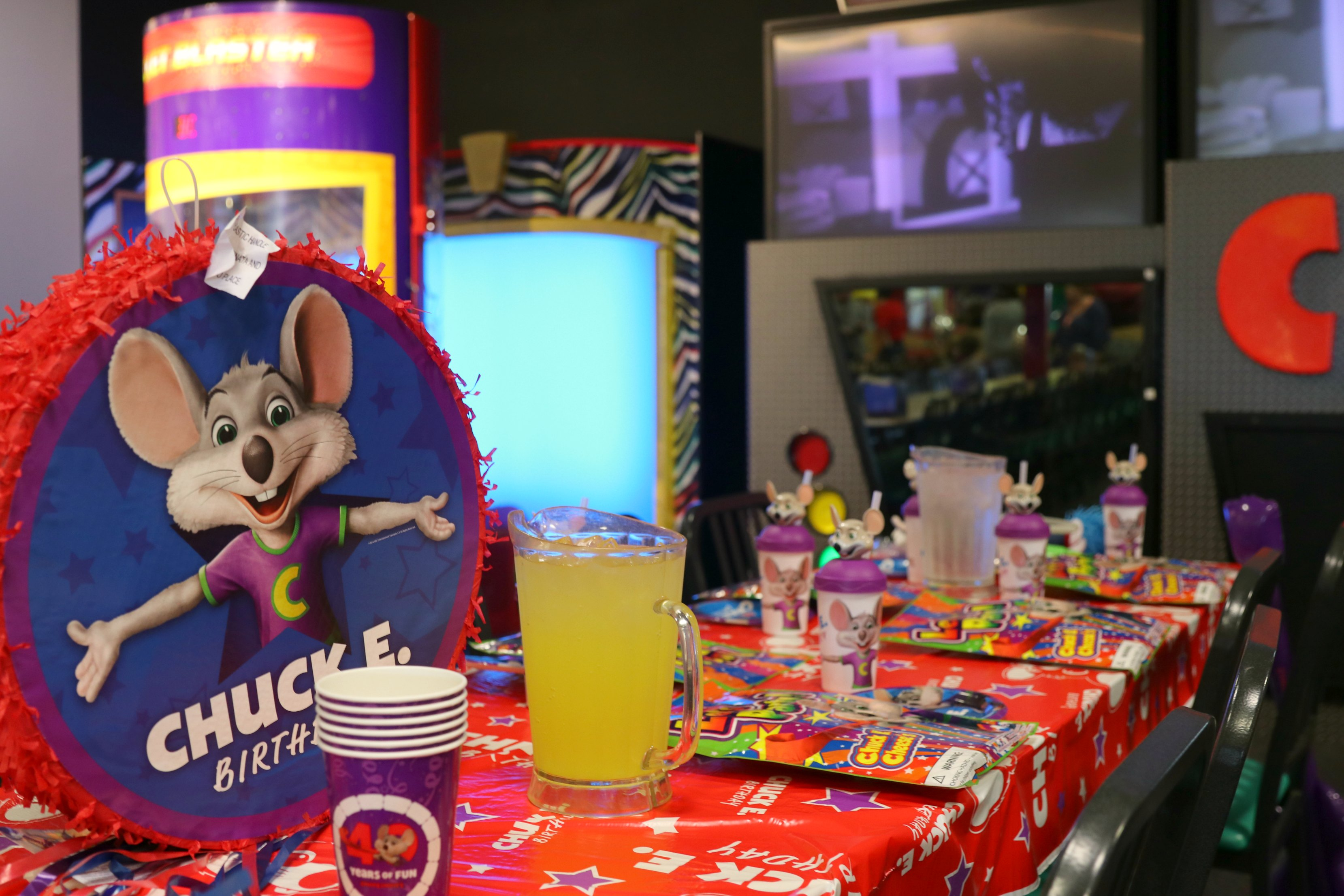 Epic New Birthday Parties At Chuck E Cheeses Its a Lovely Life