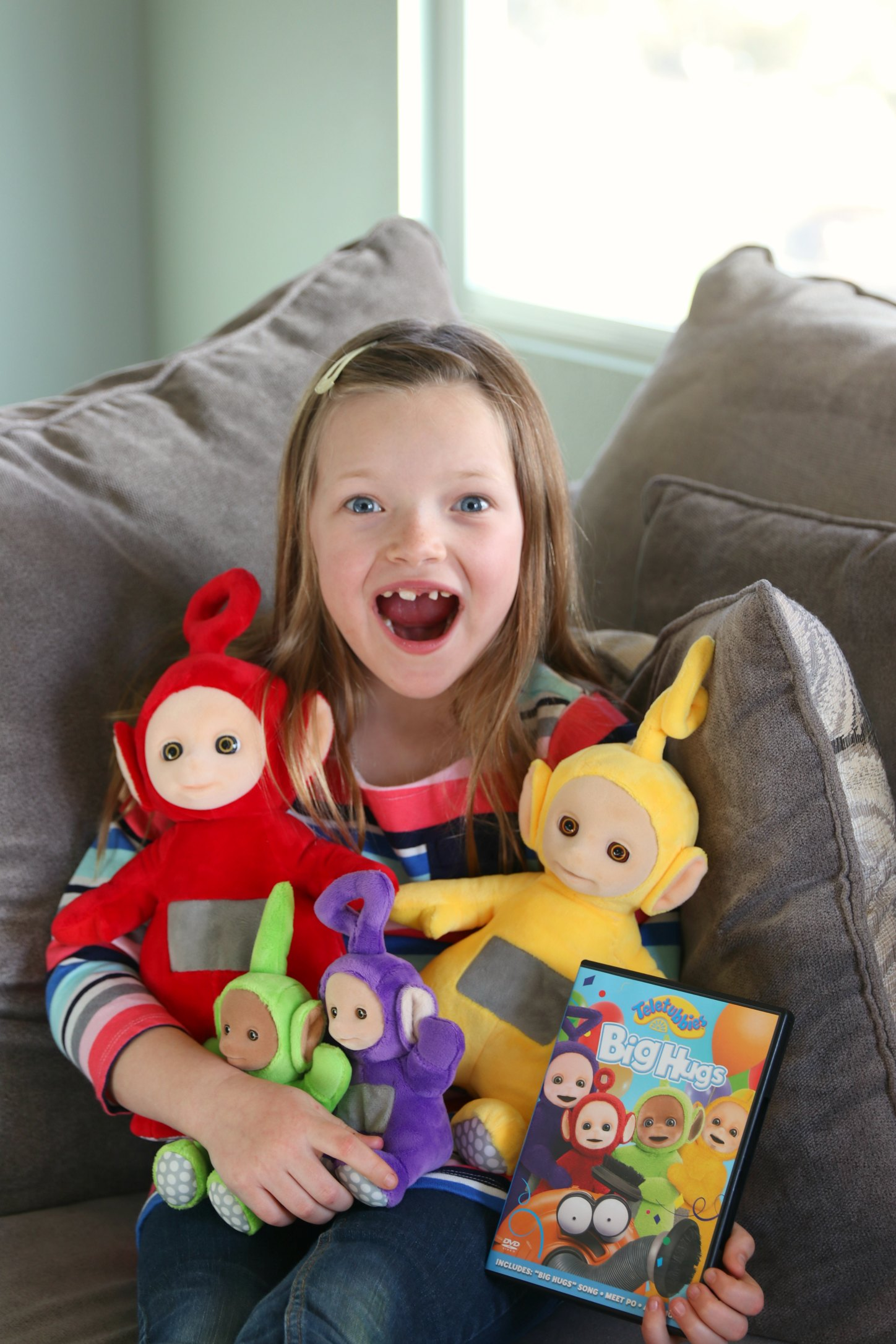 New Teletubbies Toys and DVD For Imaginative Play – It s a Lovely