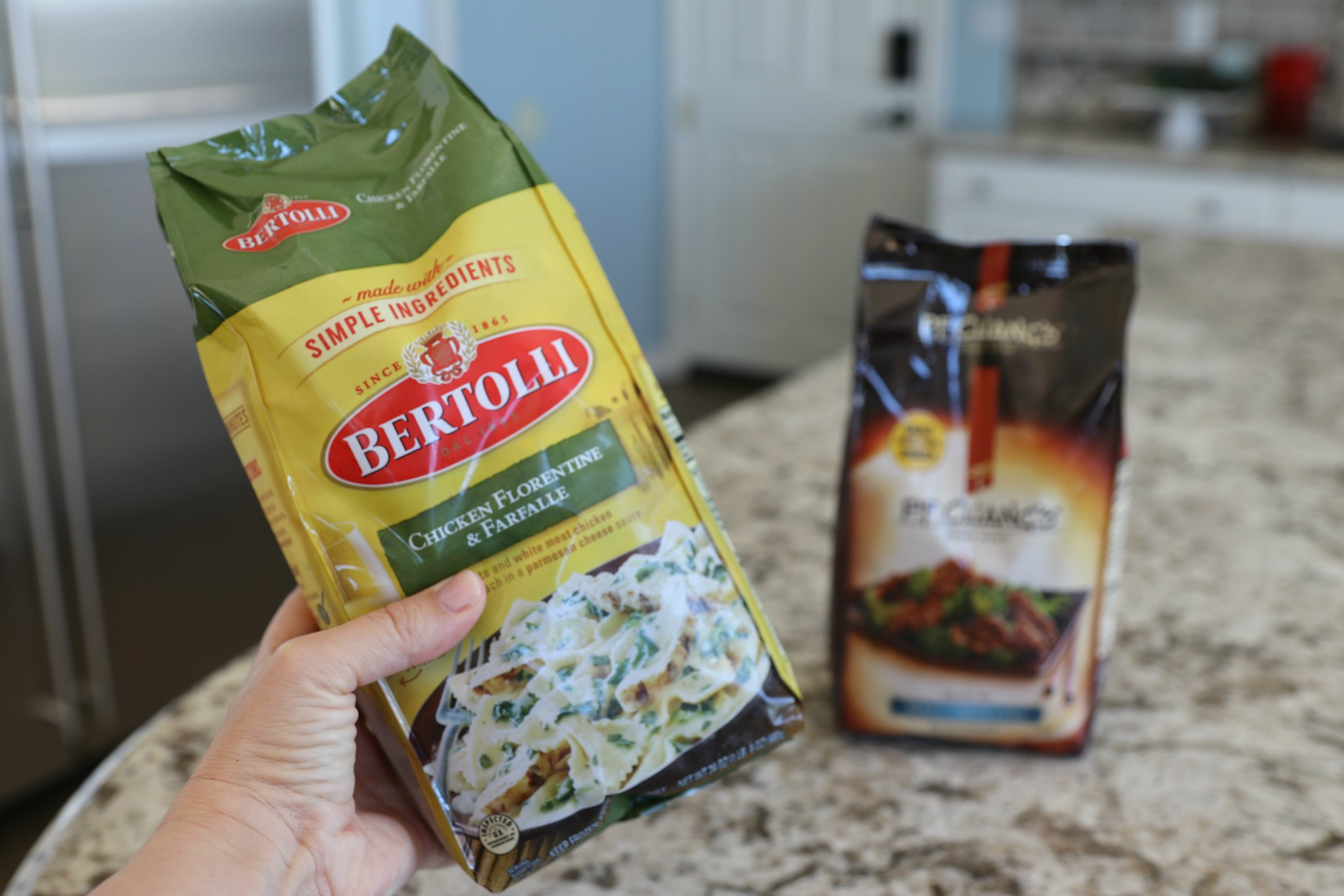 bertolli frozen meals easy