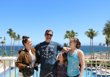 family vacations los cabos