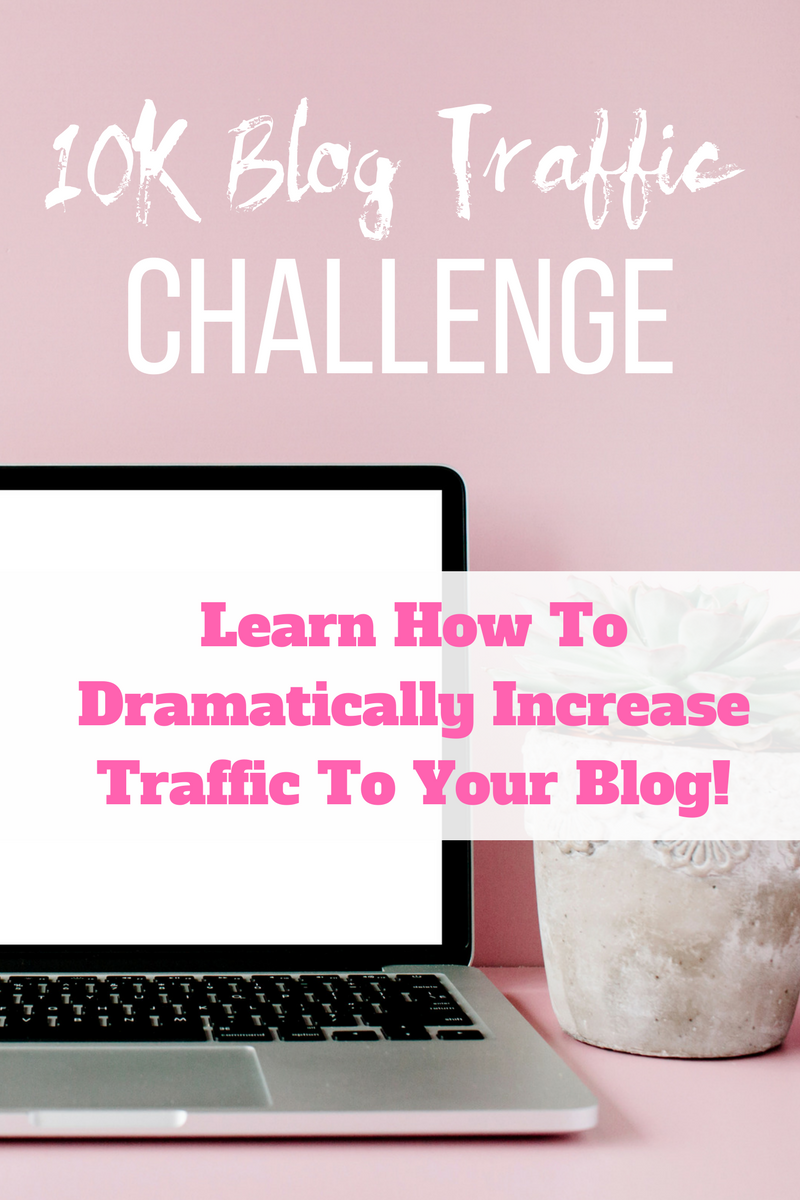 10K Blog Traffic
