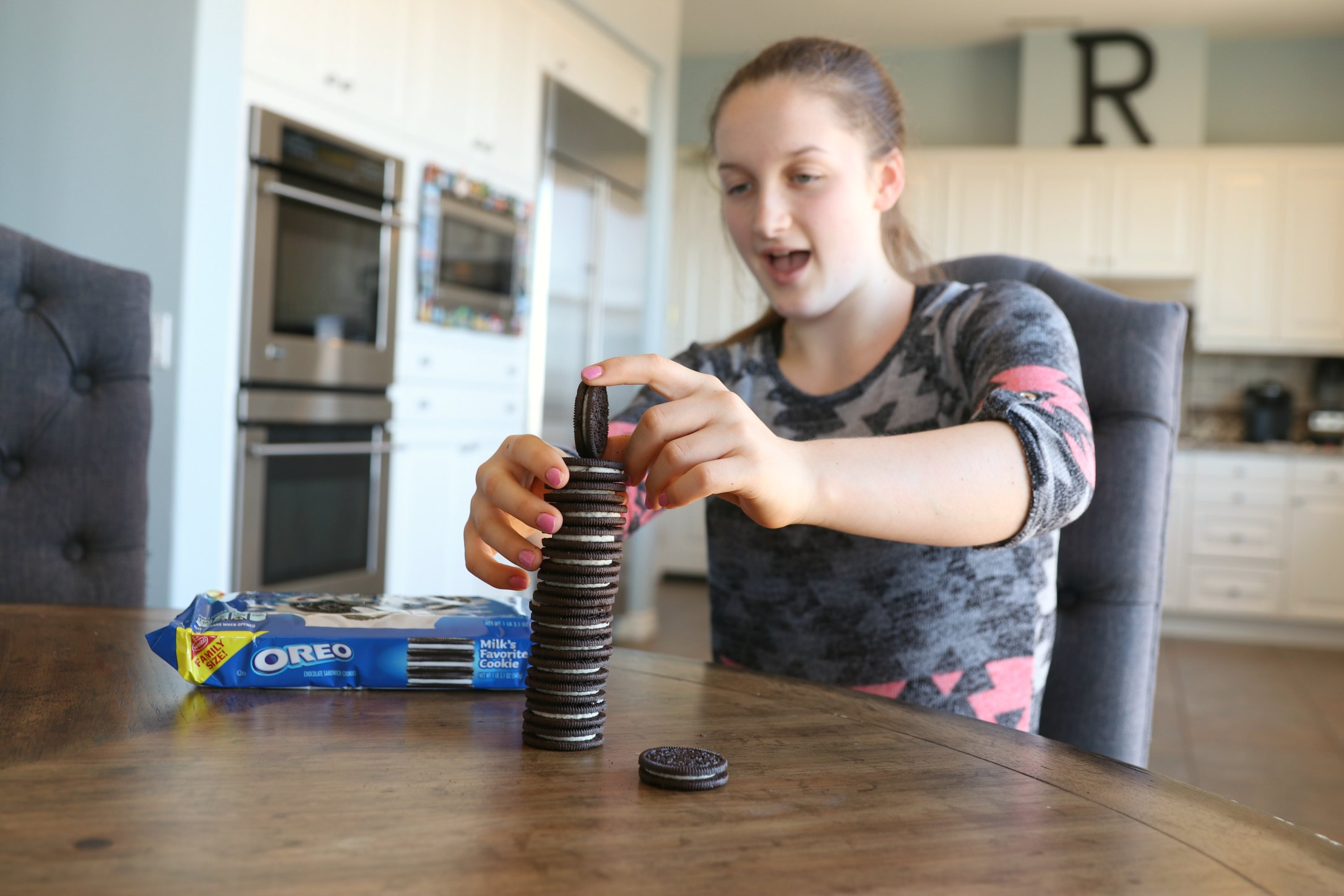 Epic Fails From Our OREO Trick Shot Video | It's a Lovely Life!