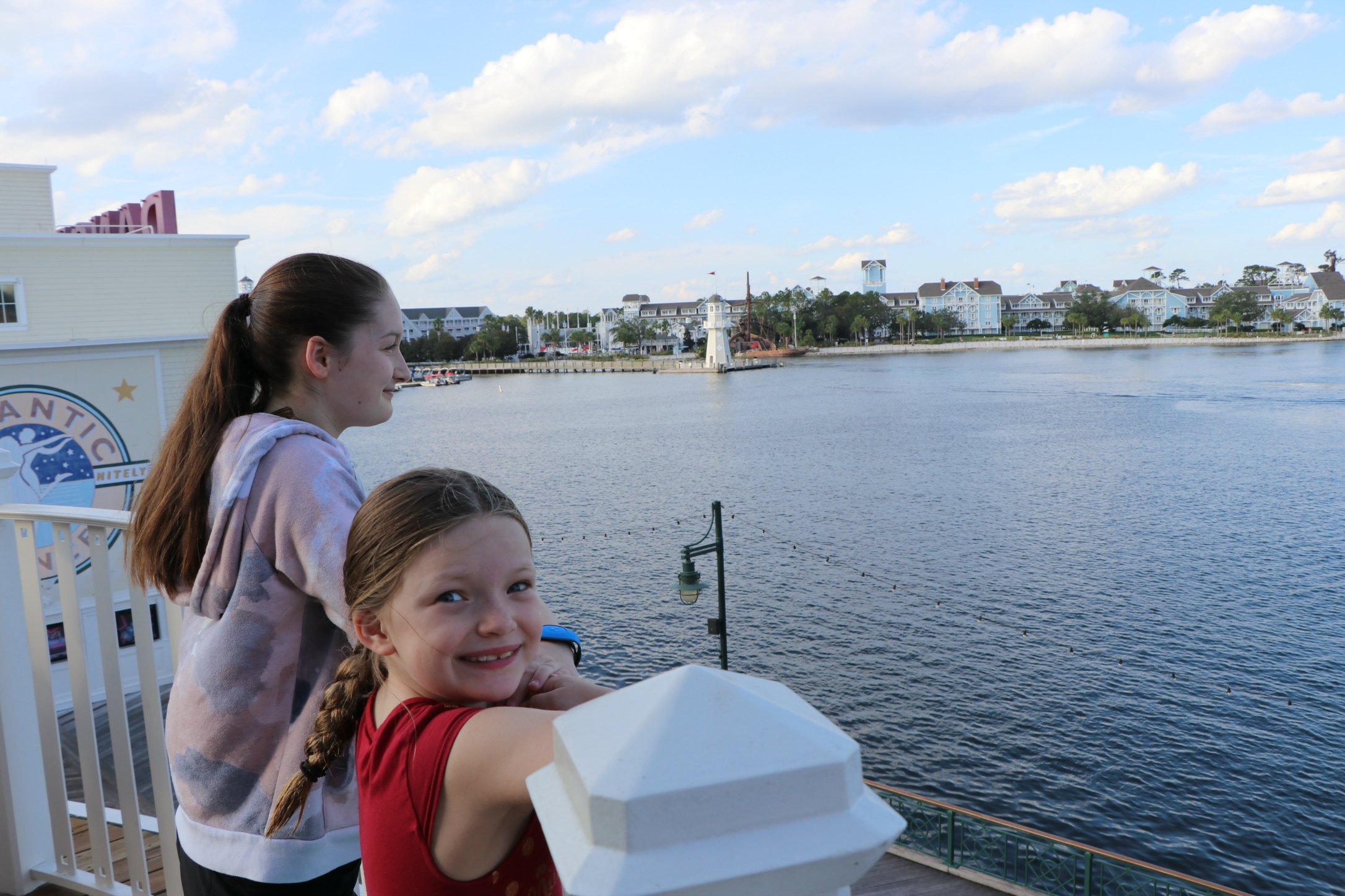 Did you know you can go boating and fishing at walt disney for Fishing at disney world