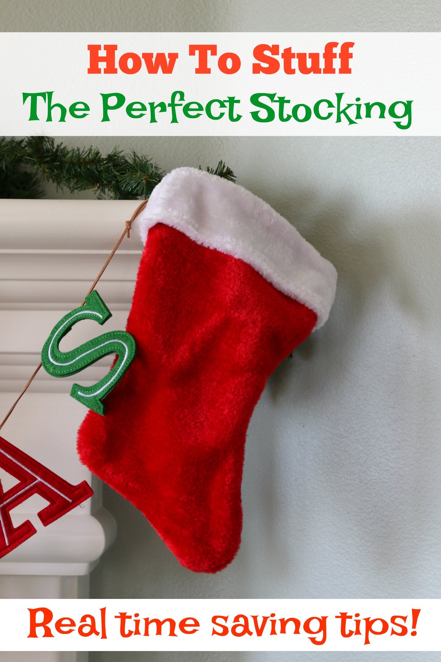 How To Stuff The Perfect Stocking Real Time Saving Tips