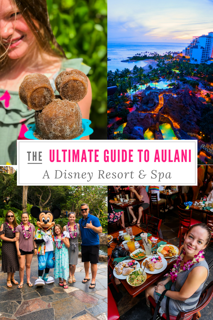 The Ultimate Guide to Aulani - A Disney Resort and Spa