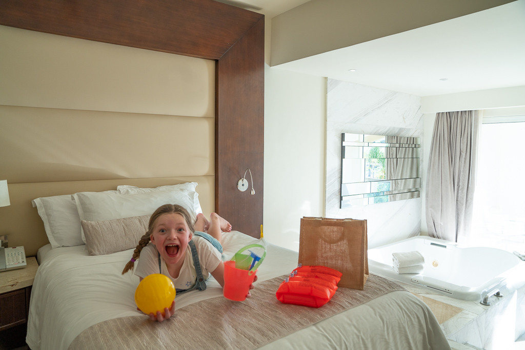 The Grand At Moon Palace Cancun Review Children