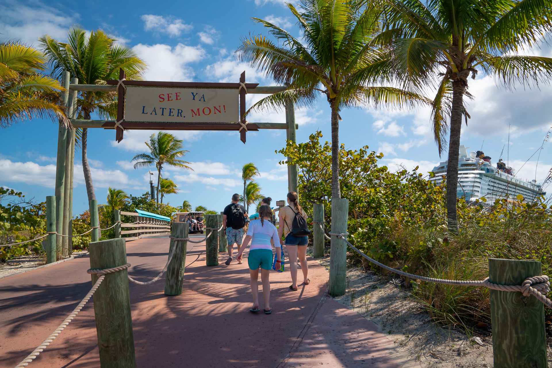 Castaway Cay Pictures