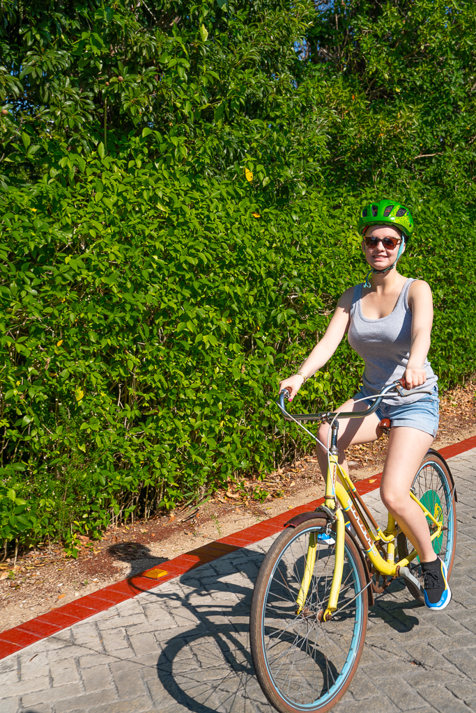 Bike Riding At Grand Bahia Principe Coba