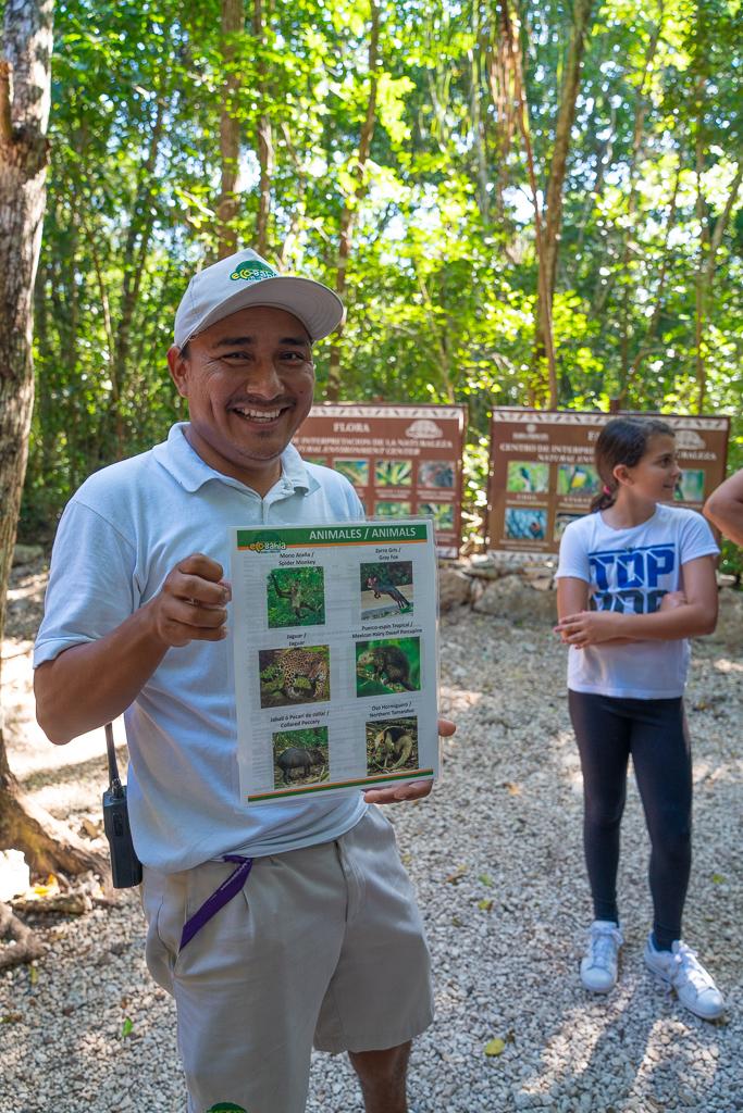 Grand Bahia Principe Coba Nature Preserve and Educational Activities