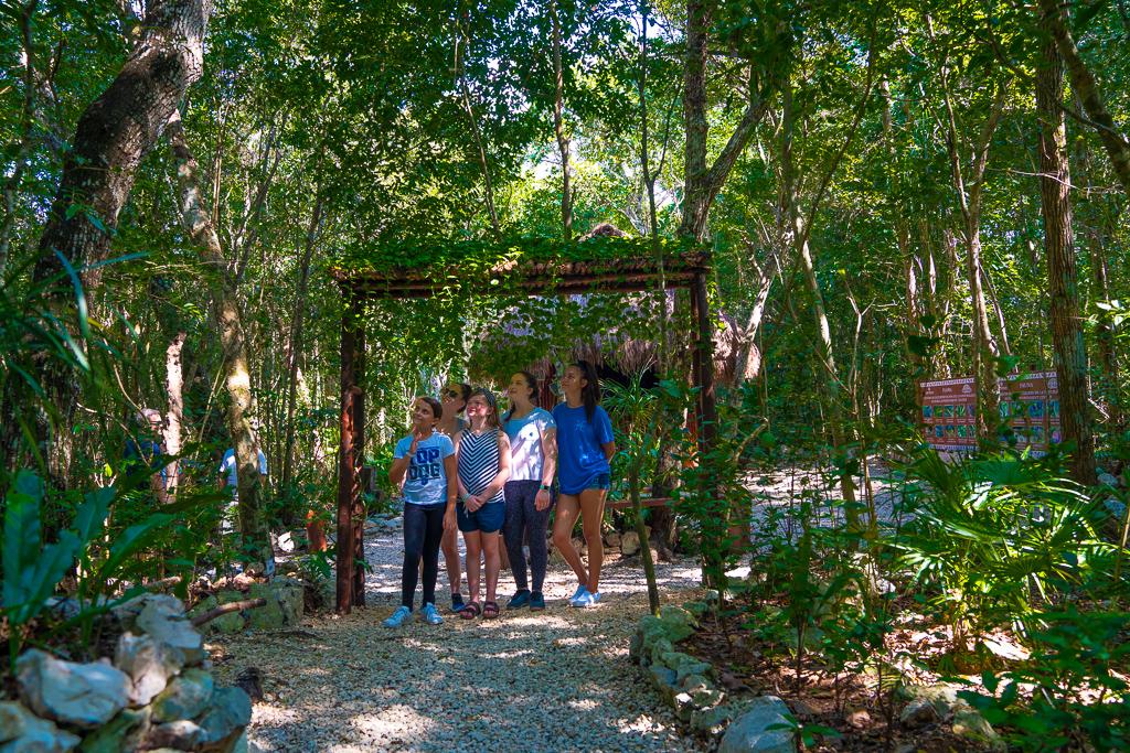 Grand Bahia Principe Coba Mexico Nature Preserve