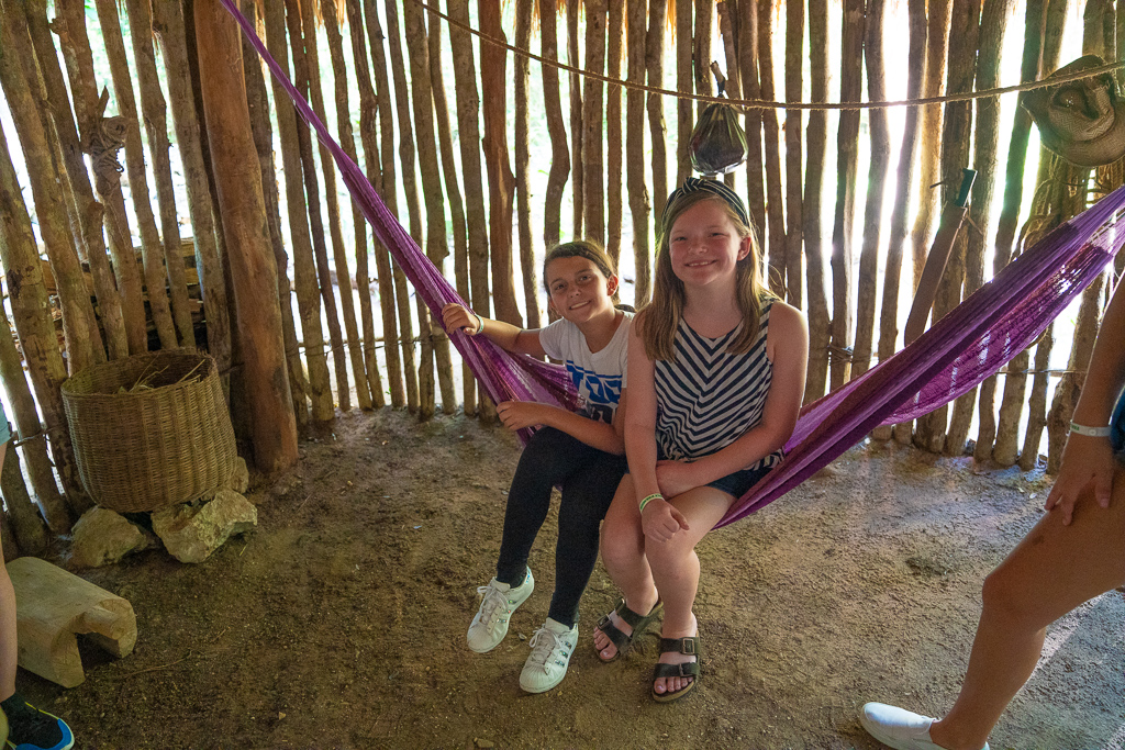Grand Bahia Principe Coba with Emma and Ellies Family