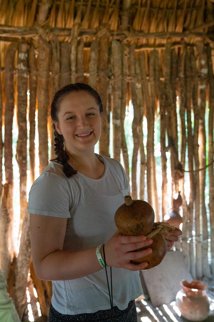 Grand Bahia Principe Coba Mayan History