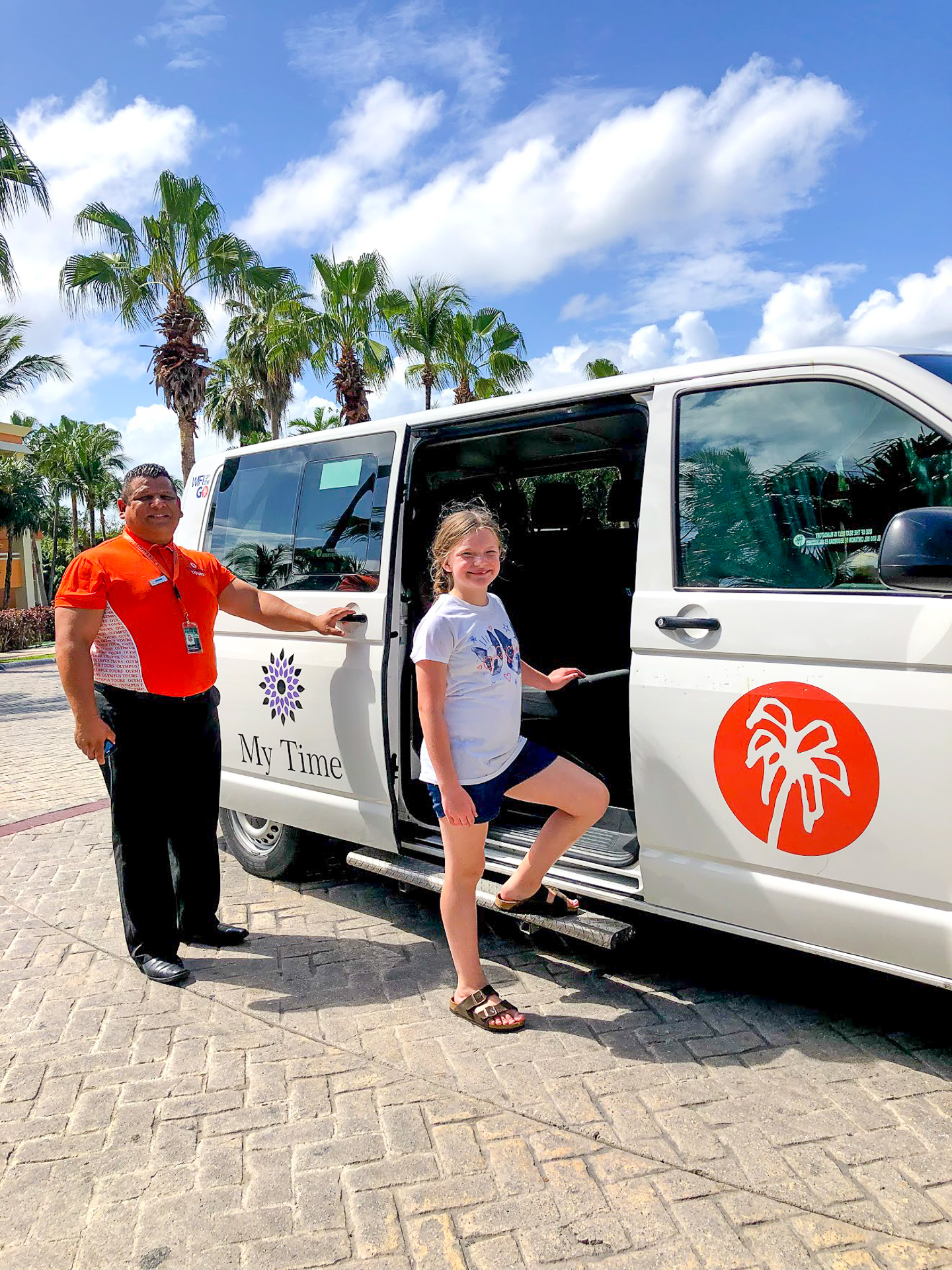 Transportation to Grand Bahia Principe Coba with Olympus Tours