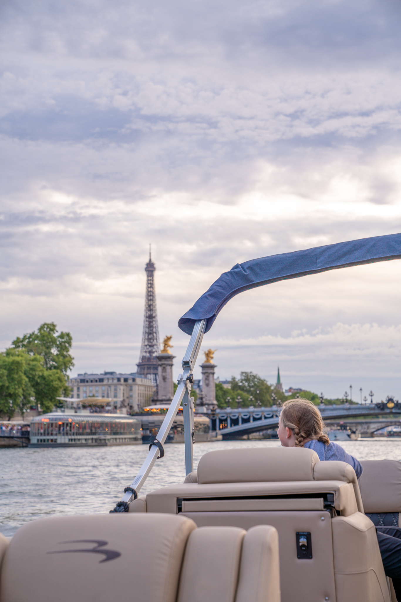 Paris Private Boat Ride