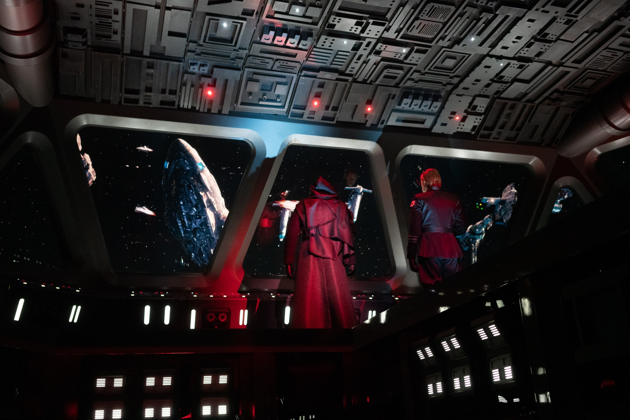 STAR WARS: Rise of the Resistance Ride at Disneyland