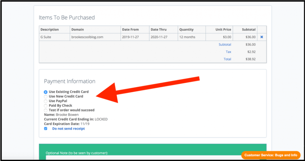 Create Your Gmail Address on your Bluehost Account