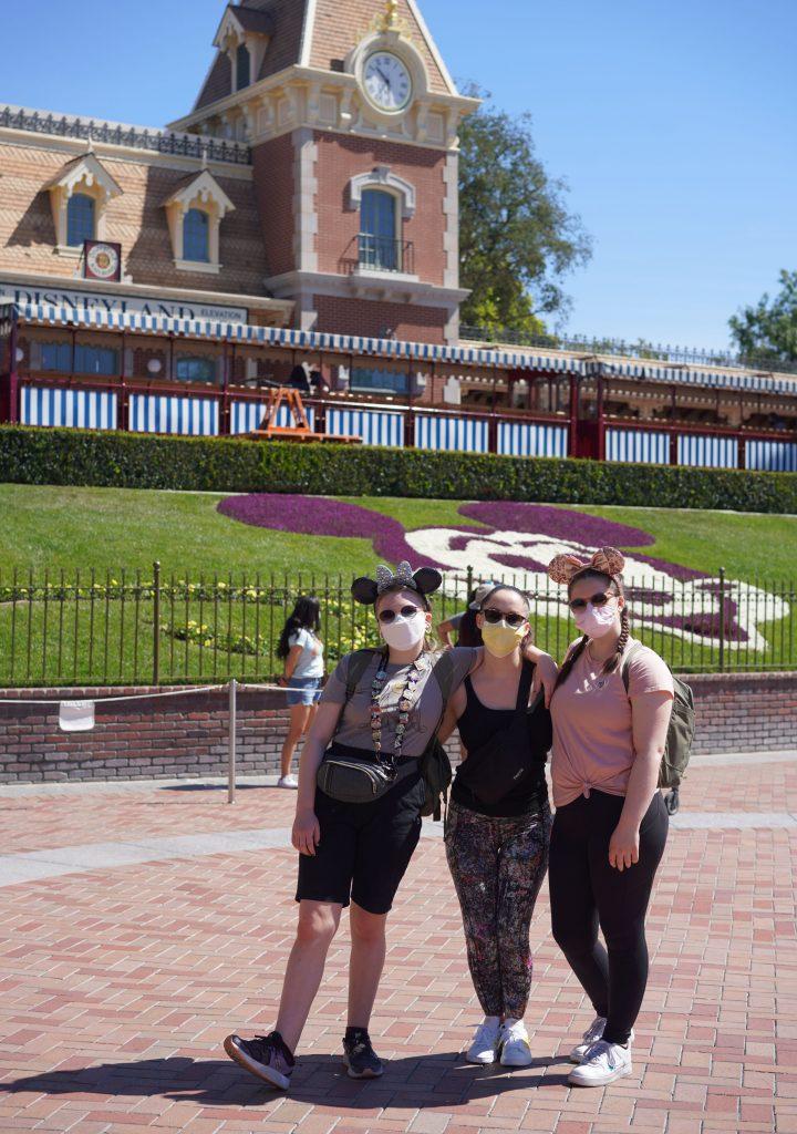 Visiting Disneyland on Reopening Day 2021