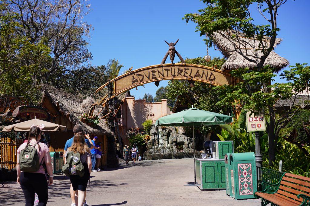 Disneyland Resort Reopening Day