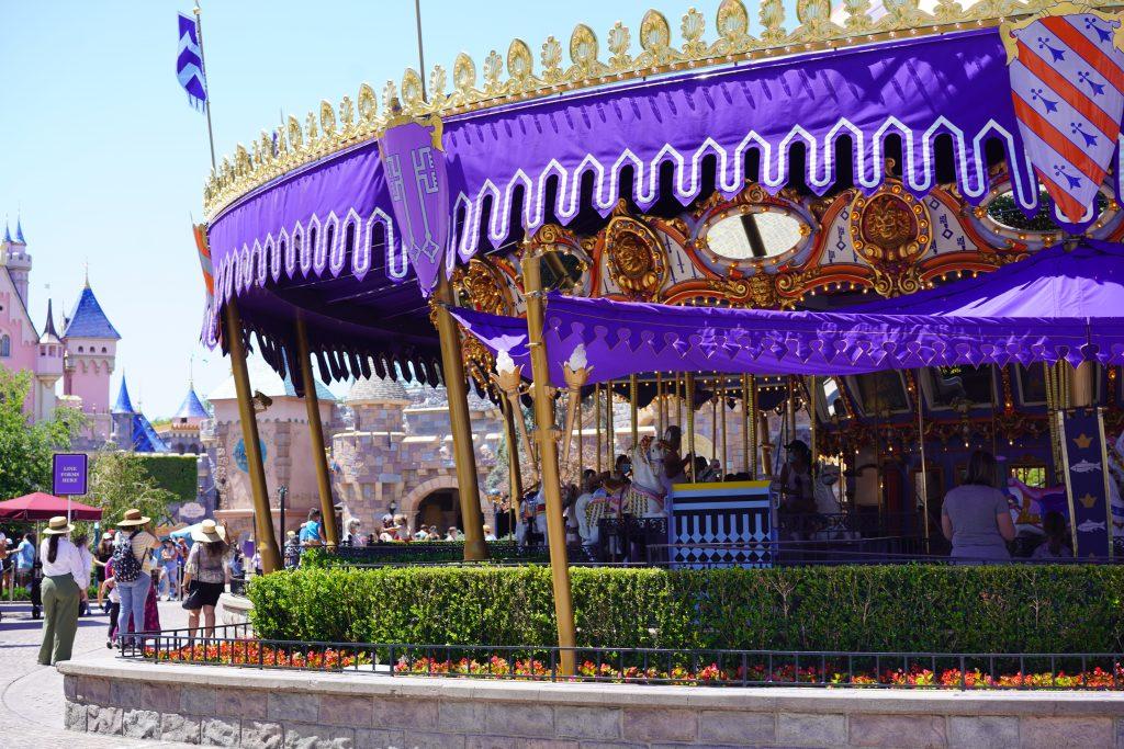 Updated King Arthur Carousel