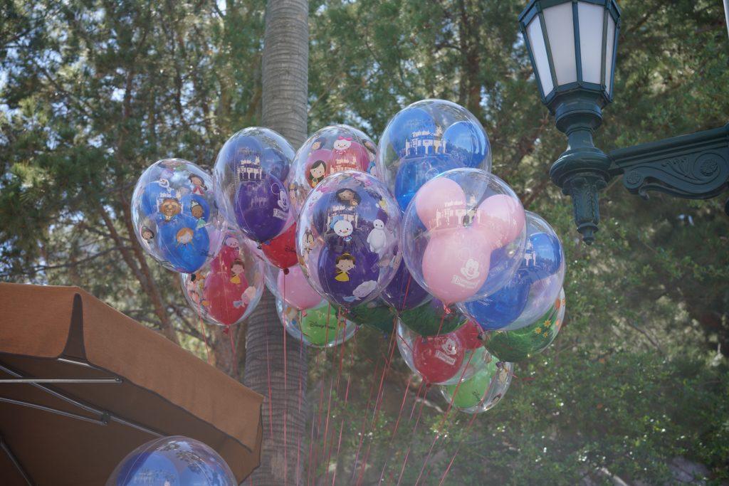 Disneyland Resort balloons