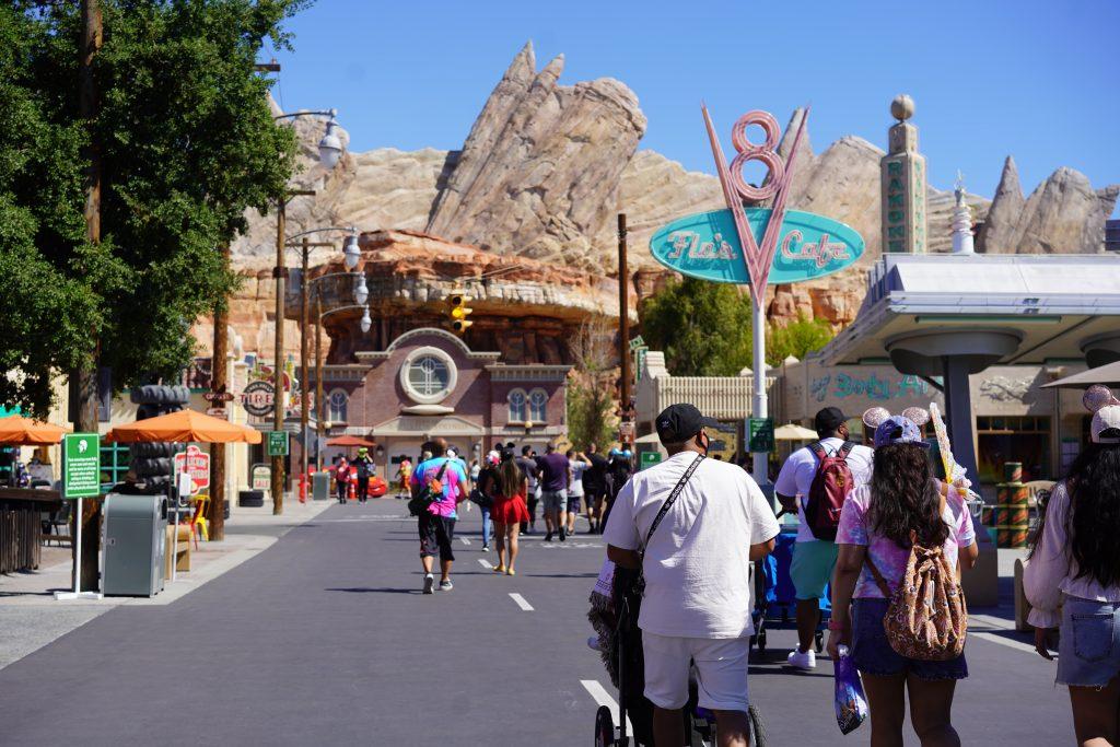 Disneyland Resort Reopening Cars Land