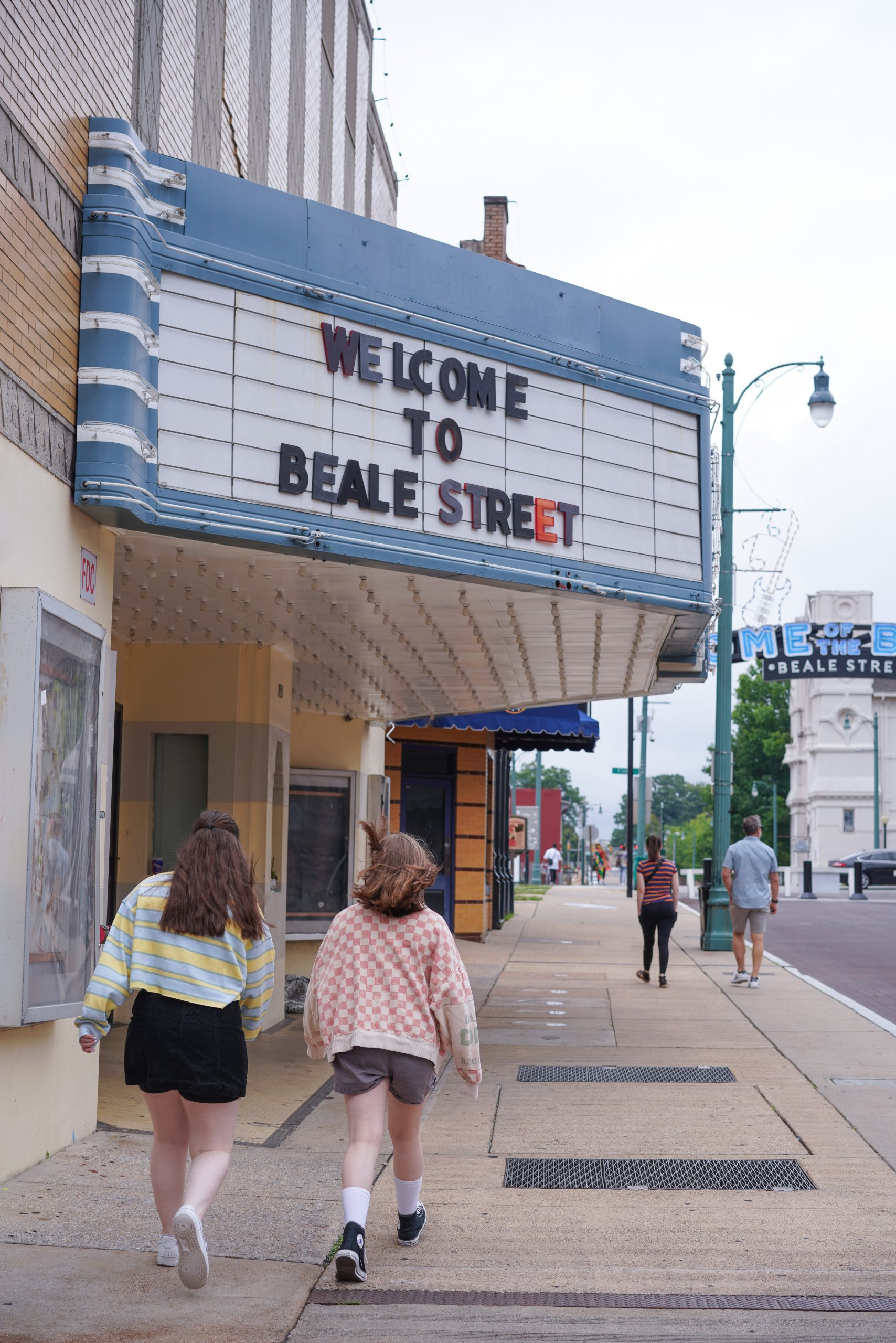 What to see and do with kids on Beale Street Memphis, Tennessee
